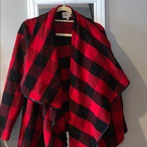 Buffalo checker jacket